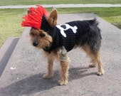 Rocker Outfit: Handmade Costume For Dogs and Cats