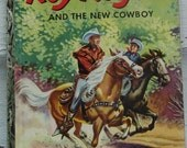 Roy Rogers And The New Cowboy Golden Books First Edition 1953