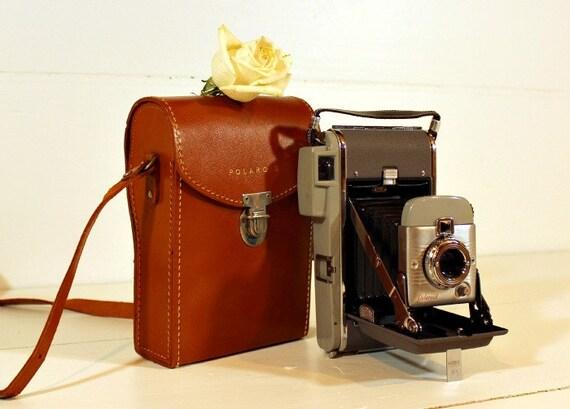 Vintage Polaroid Land Camera Model no 80