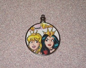 Archie/Jughead and Betty/Veronica Pendant