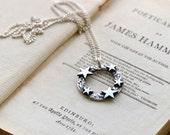 Starla Fine Silver Pendant
