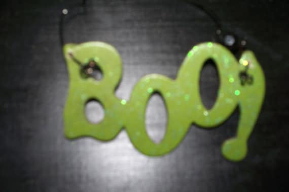 BOO Ornament  its a Must Have