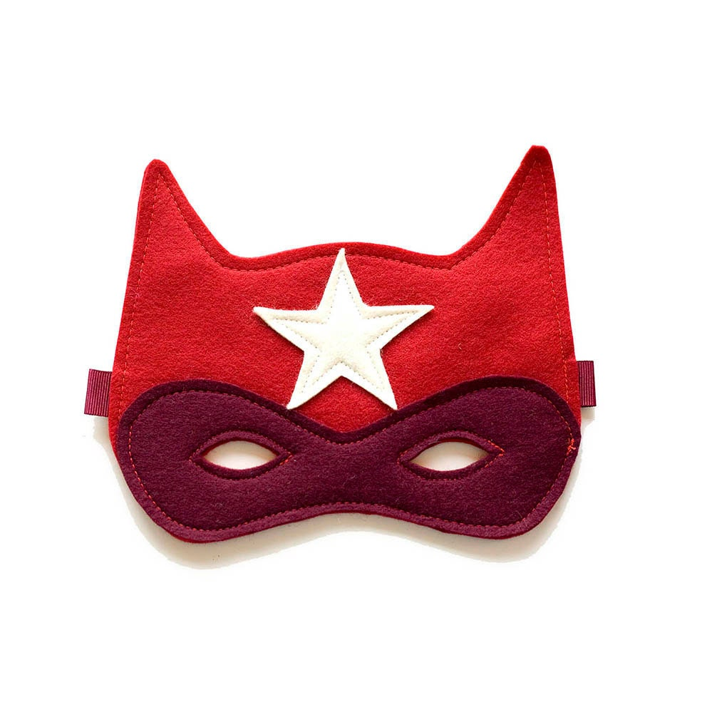 Super Hero: Super Hero Mask