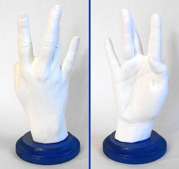 West Side Hand Sculpture