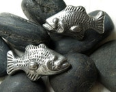 Pair of Fish Cabinet Knobs