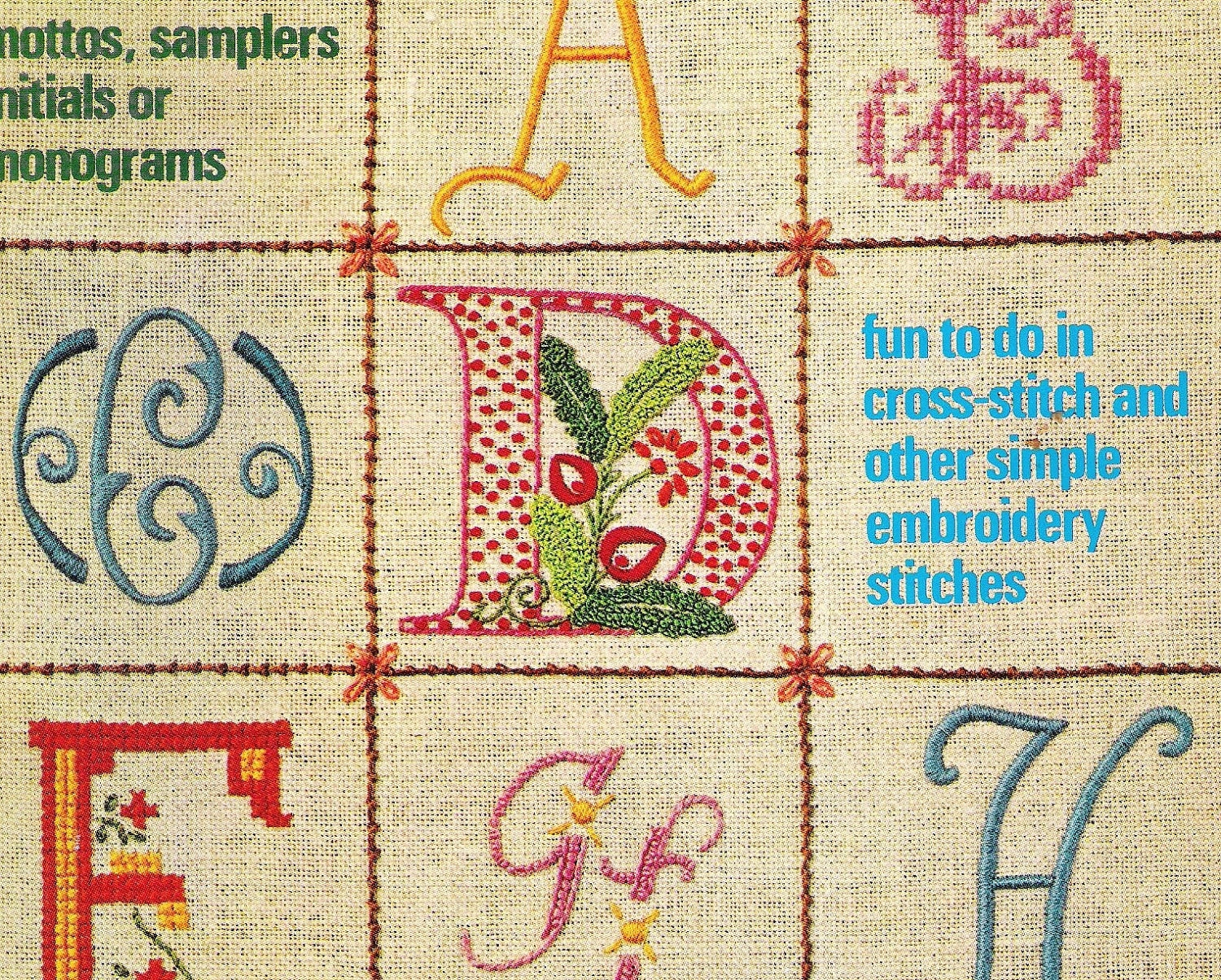 iron on transfer alphabet embroidery patterns by stitchyspot With iron on transfer letters for embroidery