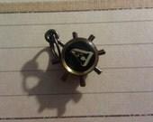 A- steampunk Pendant