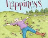 Practice Happiness PRINT