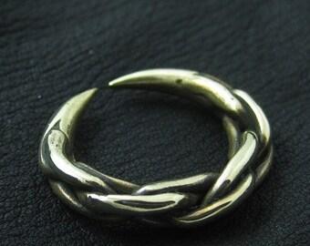 Viking bronze ring