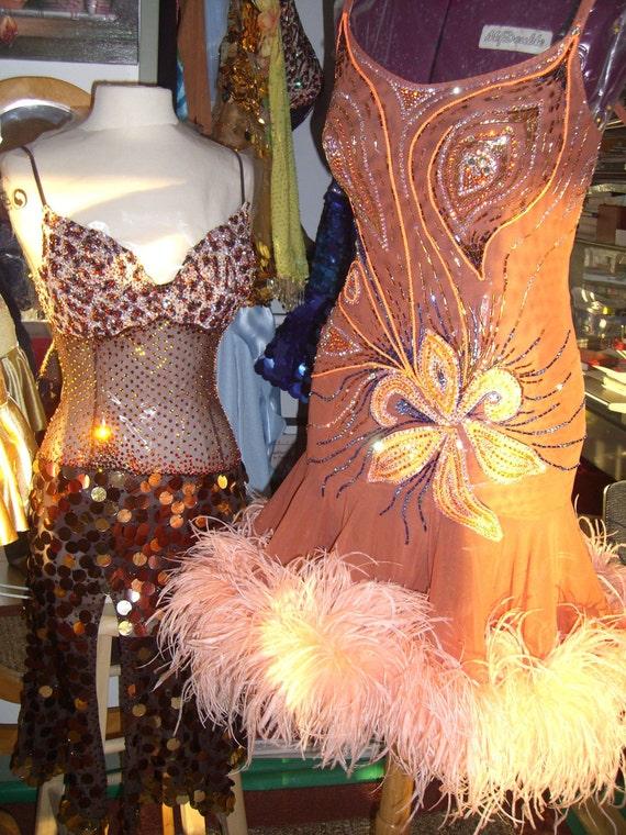 Ballroom Dance  Dresses  Dance Latin Dresses