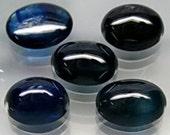 6mm x 4mm oval shape Natural Blue Sapphire
