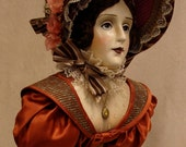 Mary Graham, A Dicken's Character/ price reduced