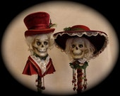 A Christmas Past, Day of the Dead