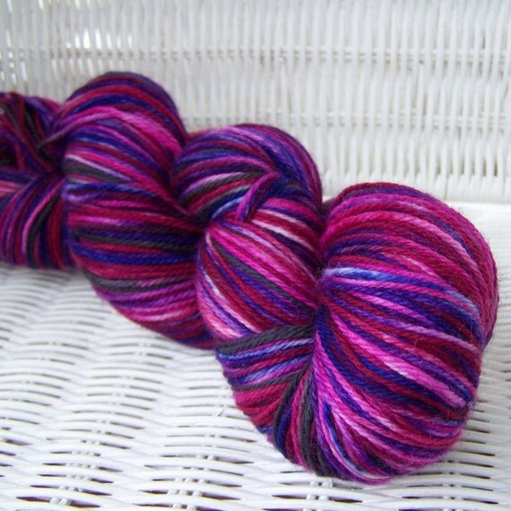 Voodoo - merino sock yarn