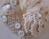Shabby Hearts, Shades of Ivory
