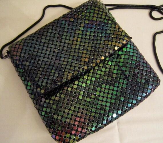 Formal Handbag Iridescent Purse