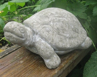 Large Turtle Statue- Concrete