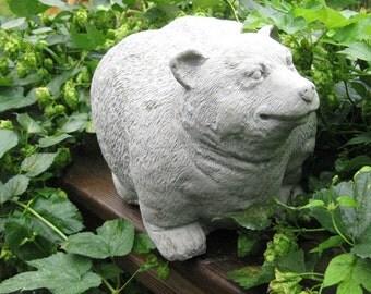 Concrete Large Bear