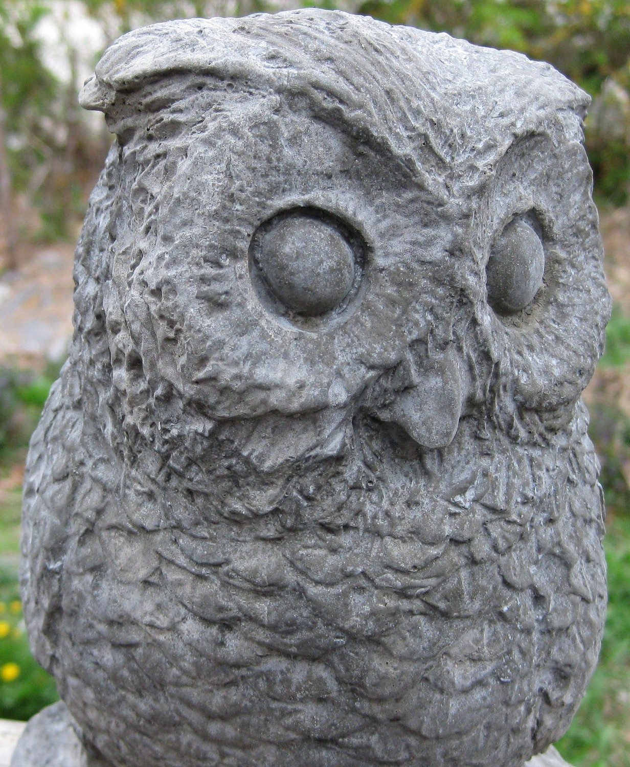 Owl lawn ornaments -  Zoom
