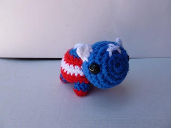 Captain America Turtle