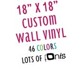 Wall Safe Decal Vinyl Lettering Custom Personalized Stickers Removable Adhesive Quotes Nursery Crib Kids Childs Bedroom Room