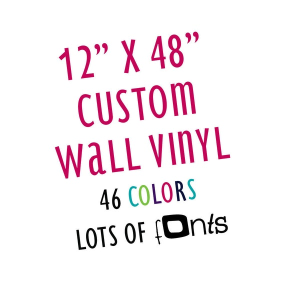 Wall Safe Decal Vinyl Lettering Custom Personalized Stickers Removable Adhesive Quotes Nursery Crib Kids Kid Childs Bedroom Room