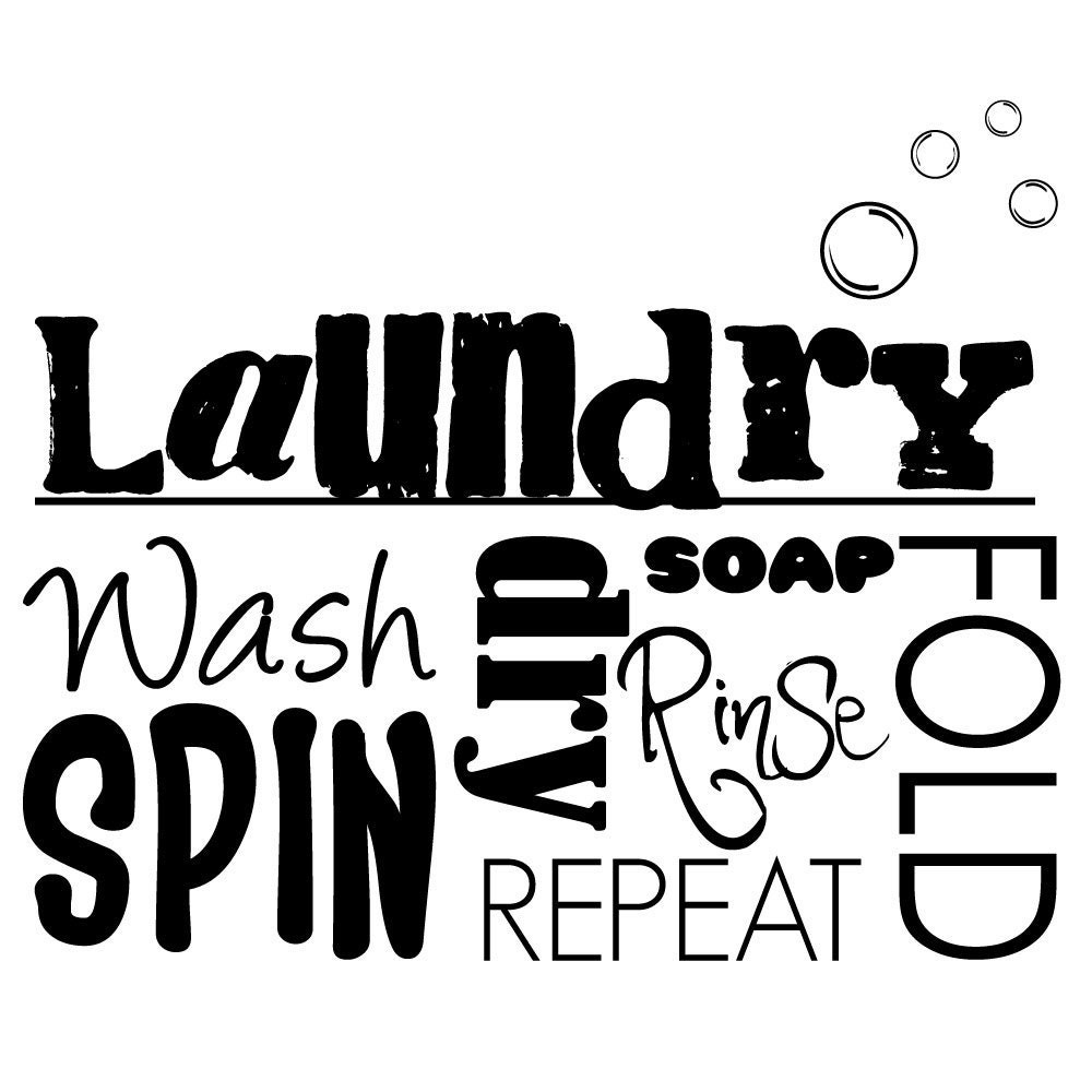 Laundry Word Art Collaged Walls  Aol Image Search Results