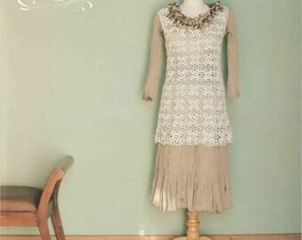 Ondori Motif Crochet - Japanese cloth High Quality Ebook - C20