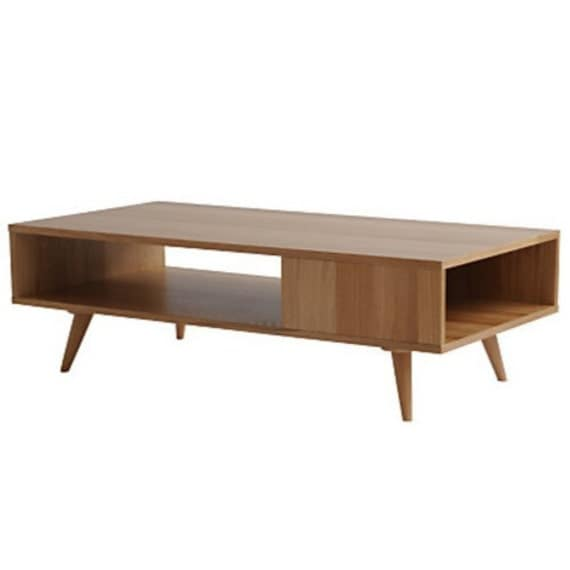 Items Similar To Retro Mid Century Style Eames Inspired Two Tiered Coffee Table Reserved For