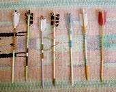 Hair Arrow- Spring colors
