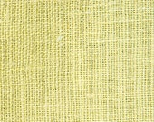 Linen Fabric- Medium Weight- Home Furnishings, Drapery and Light Upholstery /Color-Apple Green- 5 yards