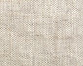 """28"""" x 54"""" - One Piece - Laundered Handkerchief Weight Linen Fabric - Natural Oatmeal Color -Light weight - Almost Sheer- Laundered and Soft"""