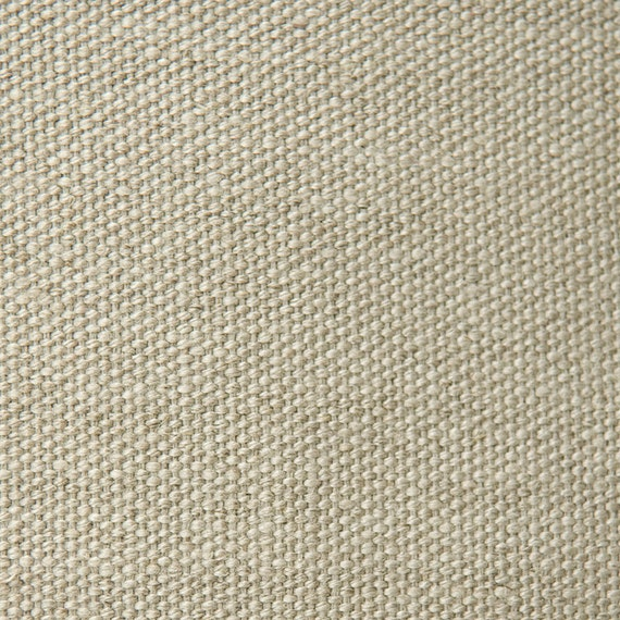 Natural Heavy Weight Linen For Drapery And Upholstery