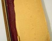 Rare French Swatch Textile Book LANVIN BALMAIN