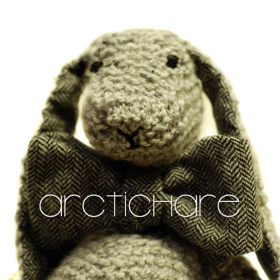 Custom Order for Charlie - Winter Arctic Hare