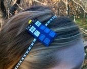 T.A.R.D.I.S. Felt Headband