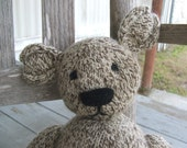 The Teddy Bear That Saved Me