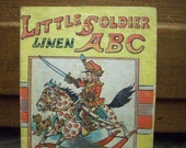 Linen, Vintage Children's Book