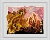 Zephyr -- Fine Art