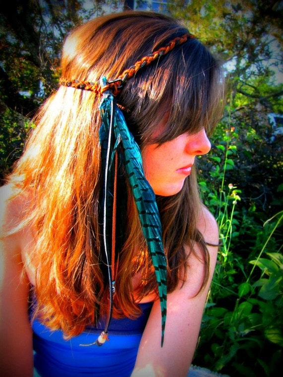 The Spoken Wind Hippie Headband
