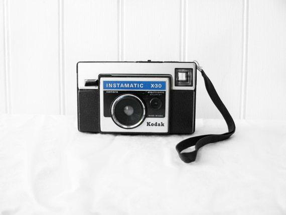 1970s Kodak Instamatic Camera