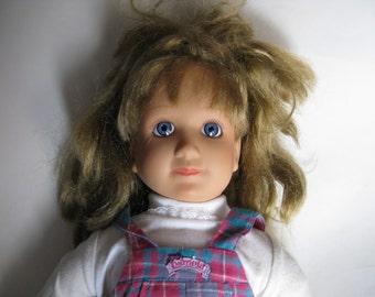 Vintage Worlds of Wonder Pamela Doll