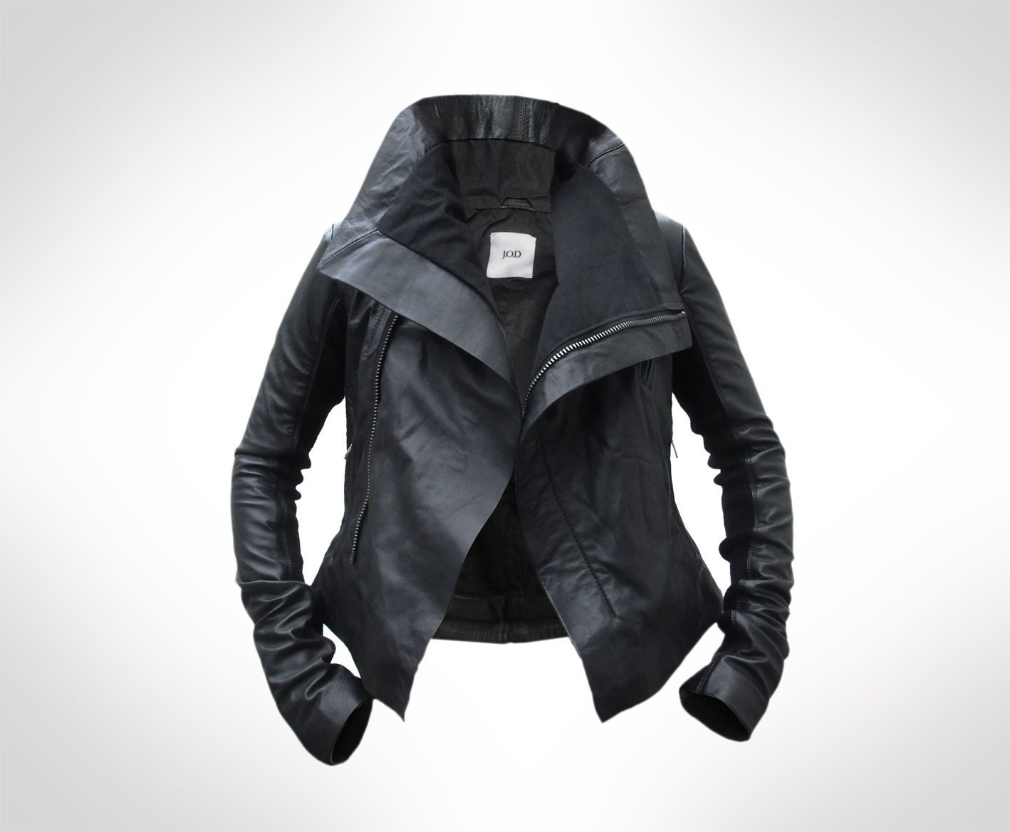 Black Leather Jacket Outfit Ideas