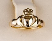 Claddagh Ring in 9ct gold