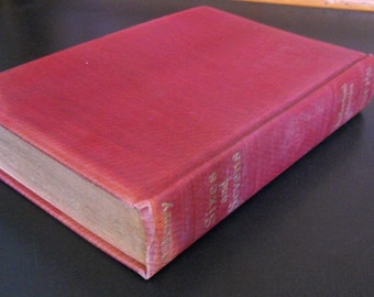 Sixes and Sevens by O. Henry 1920 authorized edition