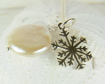 Weddings, Snowflake Jewelry, Bridesmaid Gifts, Matron of Honor Gifts, Thank You Gifts, Holiday Ideas