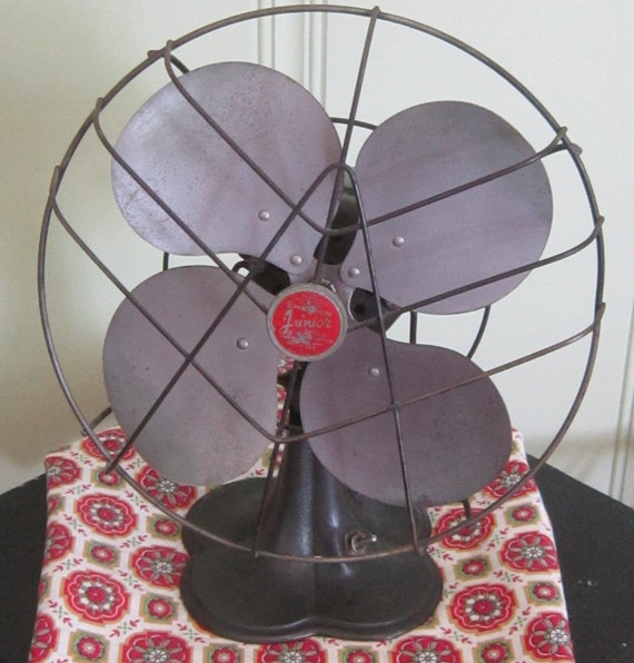 Vintage Emerson's Junior Oscillator Electric Fan