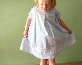 Bunny print dress, size 2