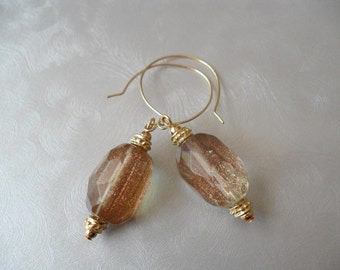 Gold Rush Earrings