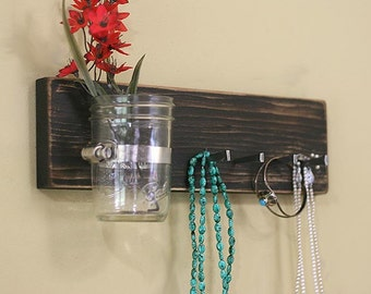 Key Rack Necklace Organizer